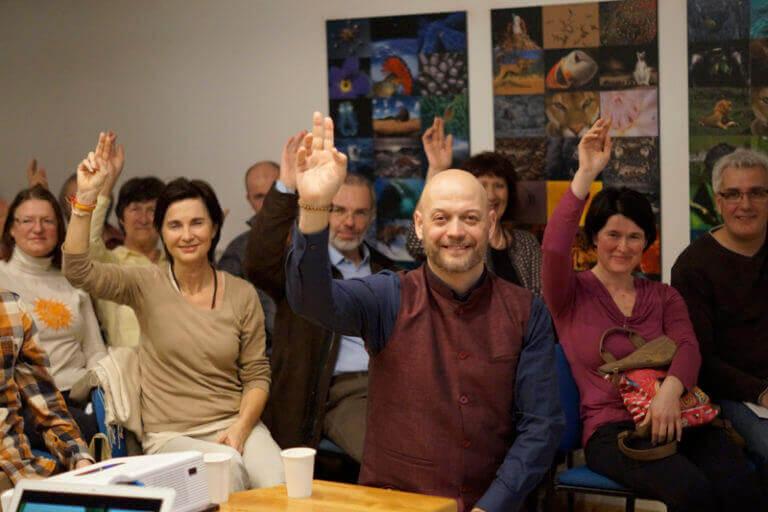 V Ljubljani potekala ustanovna konvencija politične stranke